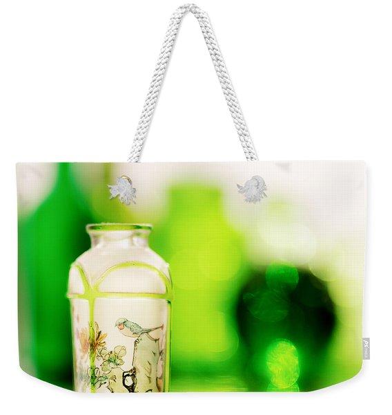 Emerald City IIi Weekender Tote Bag