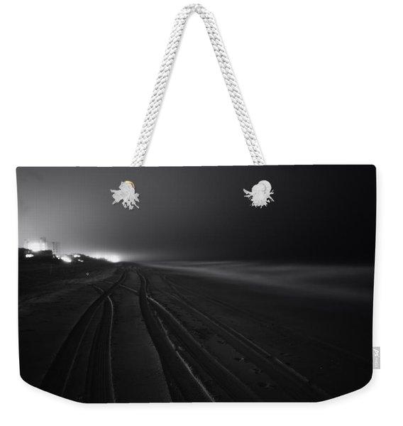 Emerald Isle Mystery Weekender Tote Bag