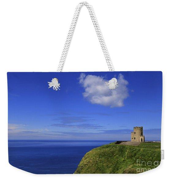 Emerging Castleland Weekender Tote Bag