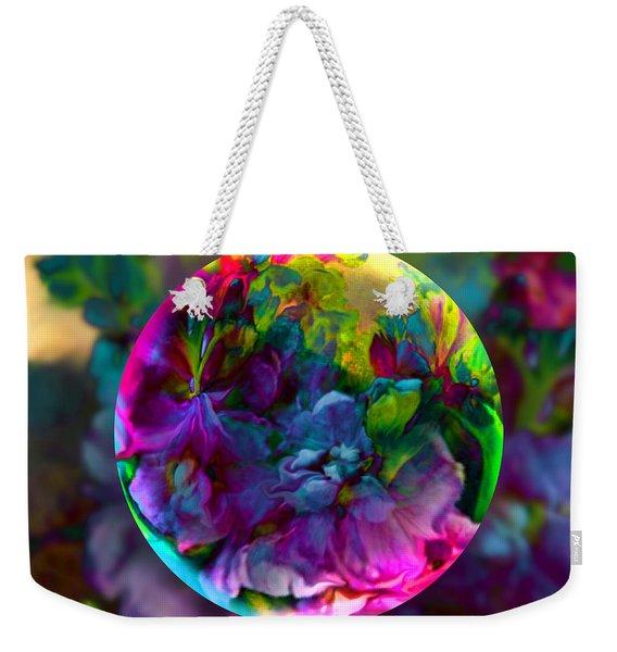 Emerging Spring  Weekender Tote Bag