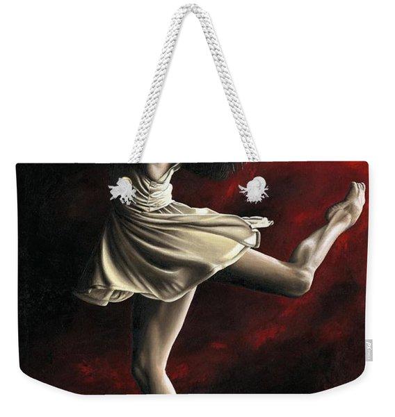 Emotional Awakening Weekender Tote Bag