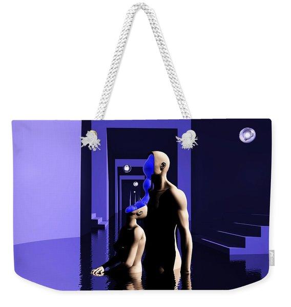 Emotional Symbiosis Weekender Tote Bag