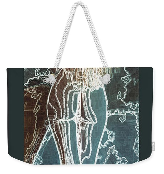 Emotionally Fragile Weekender Tote Bag