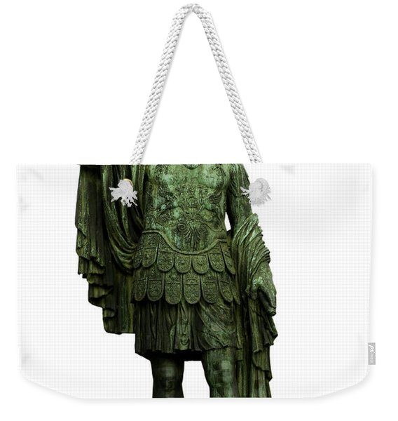 Emperor Marcus Cocceius Nerva Weekender Tote Bag