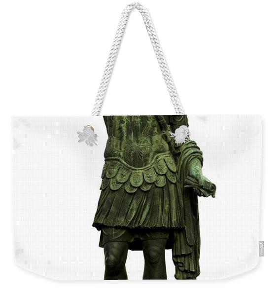 Emperor Trajan Weekender Tote Bag