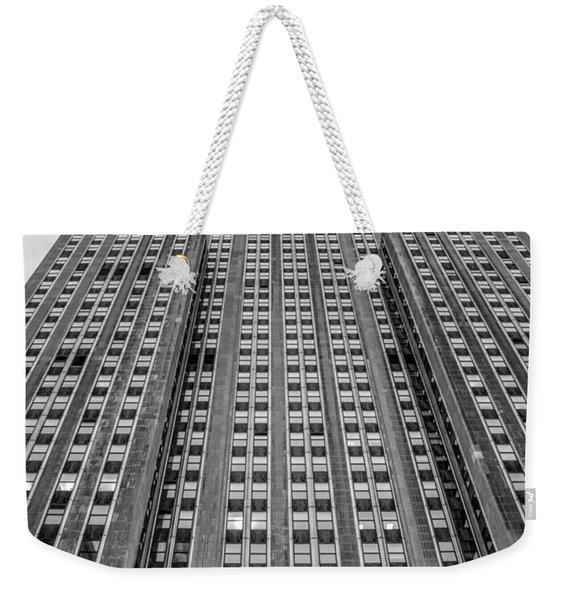 Empire State Of Mind Weekender Tote Bag
