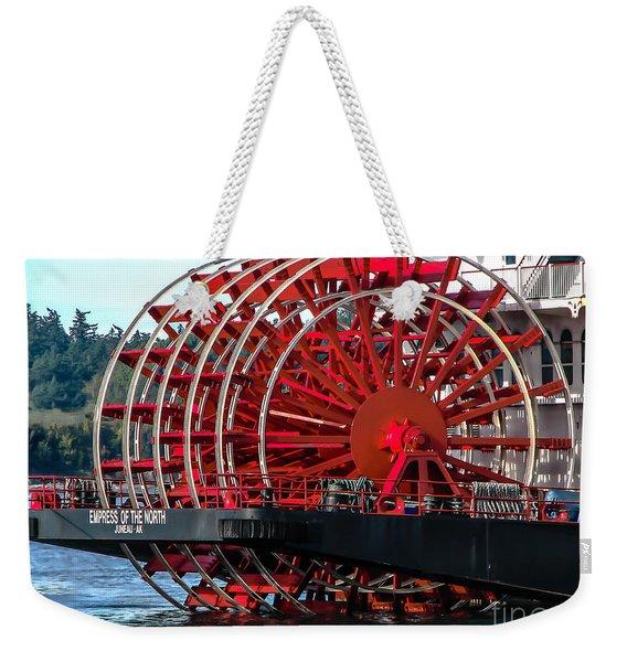 Empress Of The North Weekender Tote Bag
