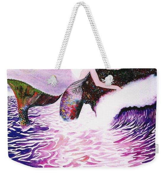 Empress Of The Sea Weekender Tote Bag