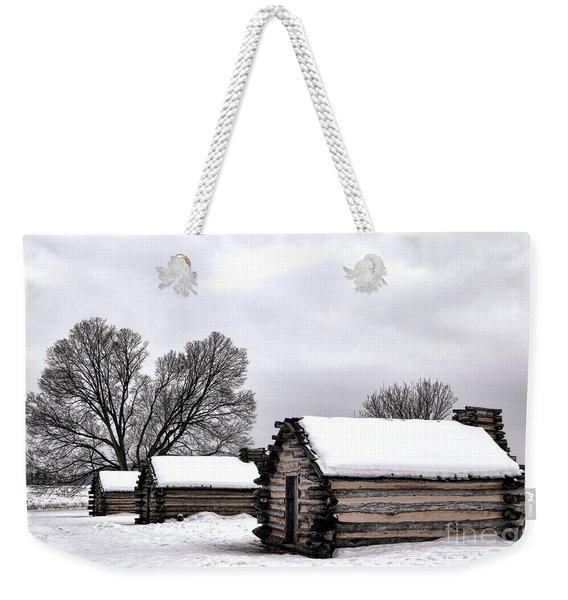 Encampment Weekender Tote Bag