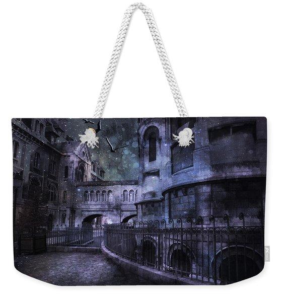 Enchanted Castle Weekender Tote Bag
