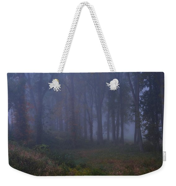 Enchanted Forest Two Weekender Tote Bag