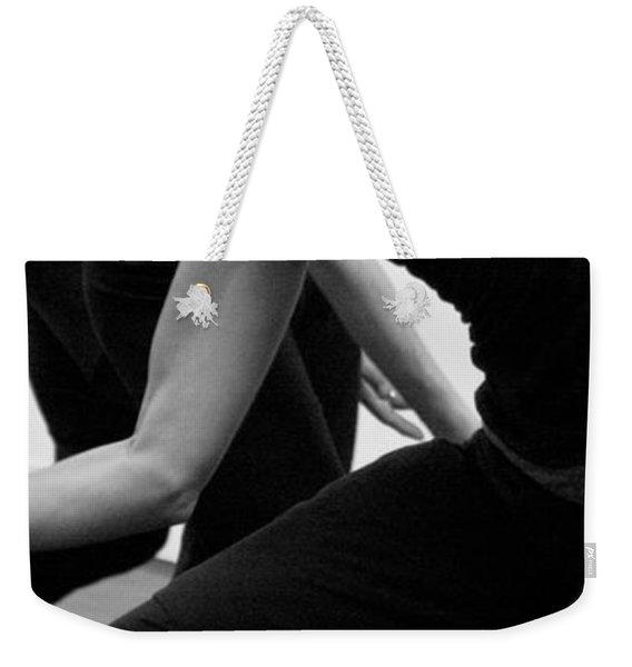 Encore 1 Weekender Tote Bag