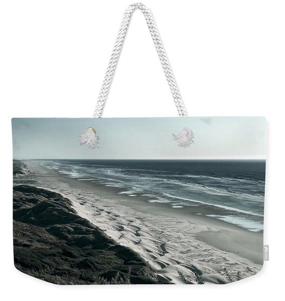 Endless Sand Dune Beach - Southern Oregon Weekender Tote Bag