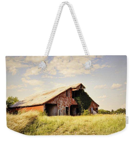 Englewood Barn Weekender Tote Bag