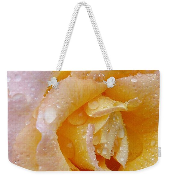 Weekender Tote Bag featuring the photograph After The Rain by Susan Leonard