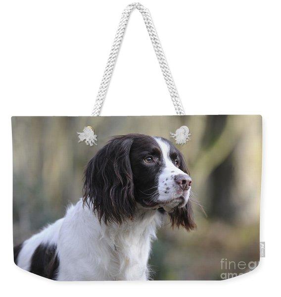English Springer Spaniel Weekender Tote Bag