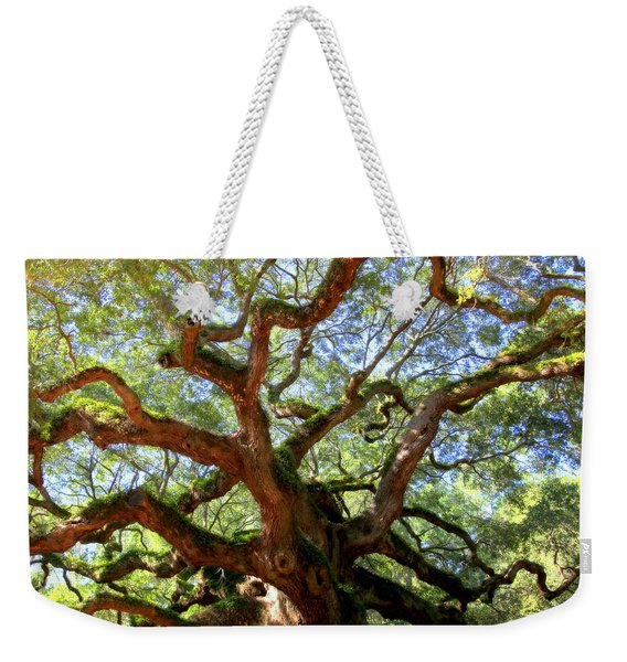 Entangled Beauty Weekender Tote Bag