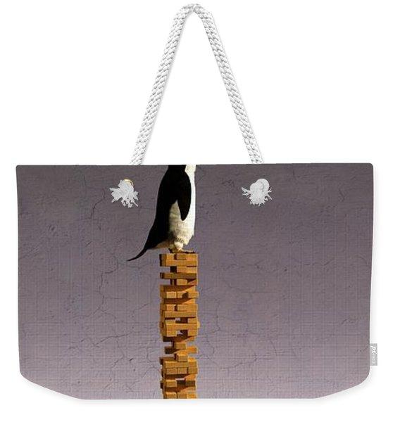 Equilibrium V Weekender Tote Bag