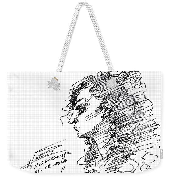 Erbi Weekender Tote Bag