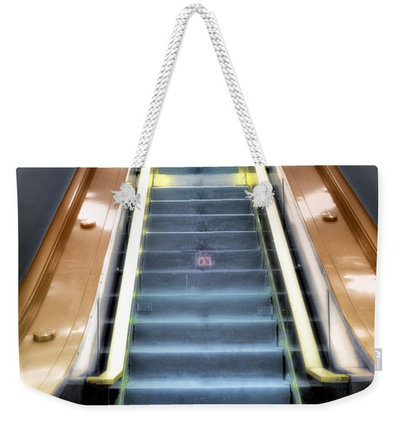 Escalator To Heaven Weekender Tote Bag