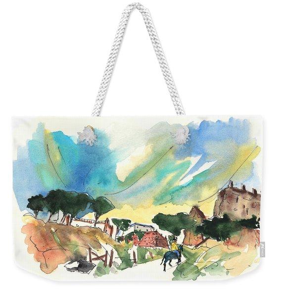 Escalona 01 Weekender Tote Bag
