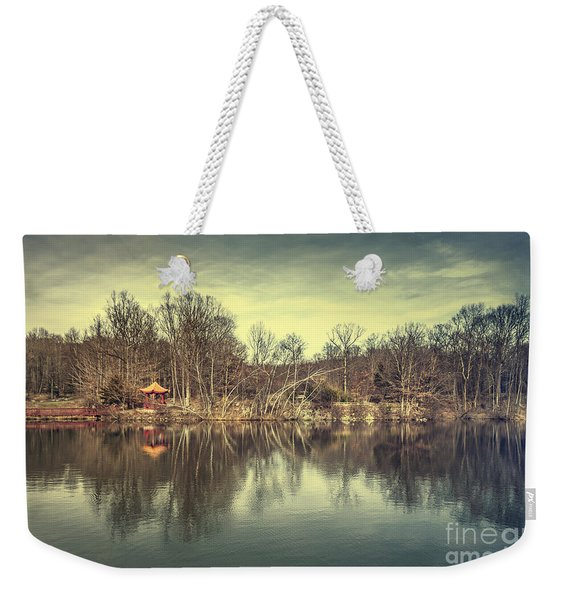 Escape From Shadowland Weekender Tote Bag