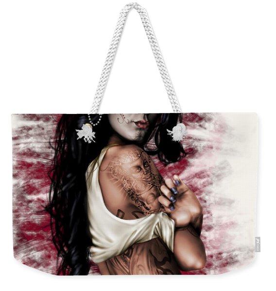 Esperanza Viva Weekender Tote Bag