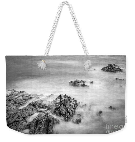 Estacas Beach Galicia Spain Weekender Tote Bag