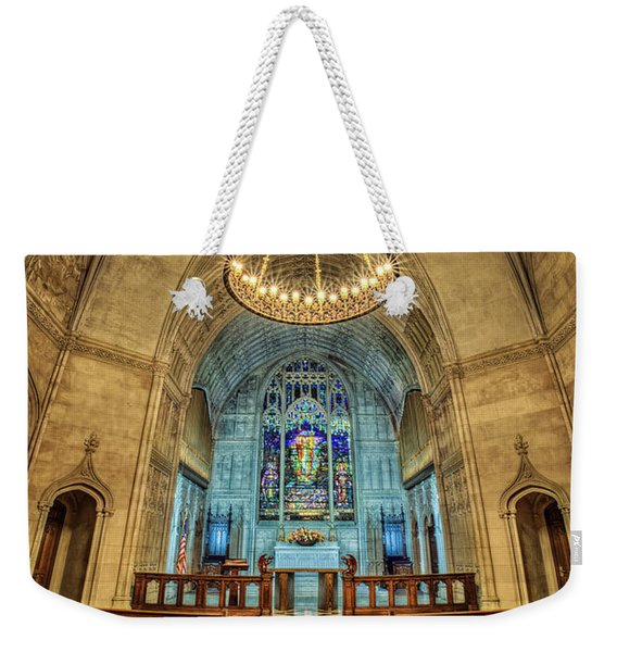 Eternal Search Weekender Tote Bag