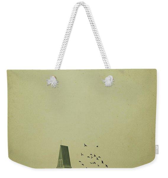 Eternal Struggle Weekender Tote Bag