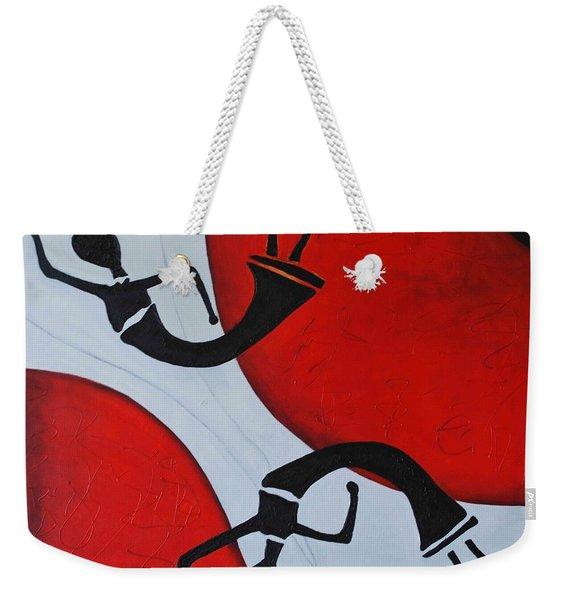 Euphoria Weekender Tote Bag