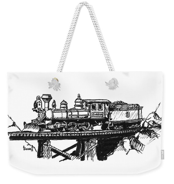 Eureka Loco Weekender Tote Bag