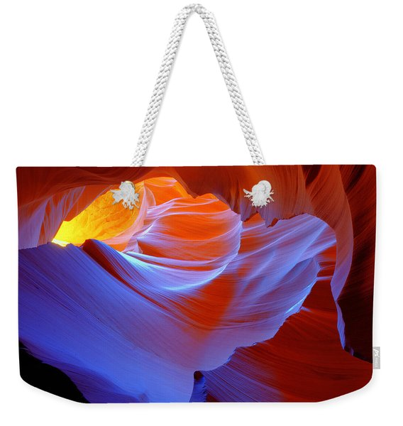 Evanescent Light Weekender Tote Bag