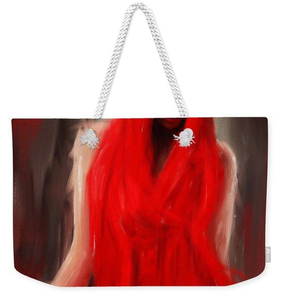 Eve Within Weekender Tote Bag