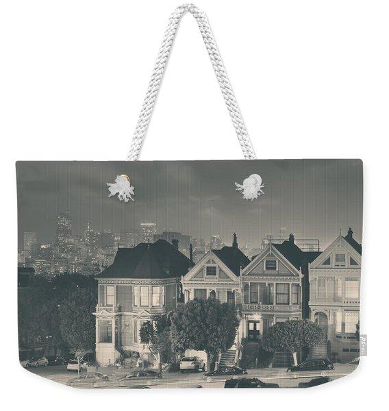 Evening Rendezvous Weekender Tote Bag