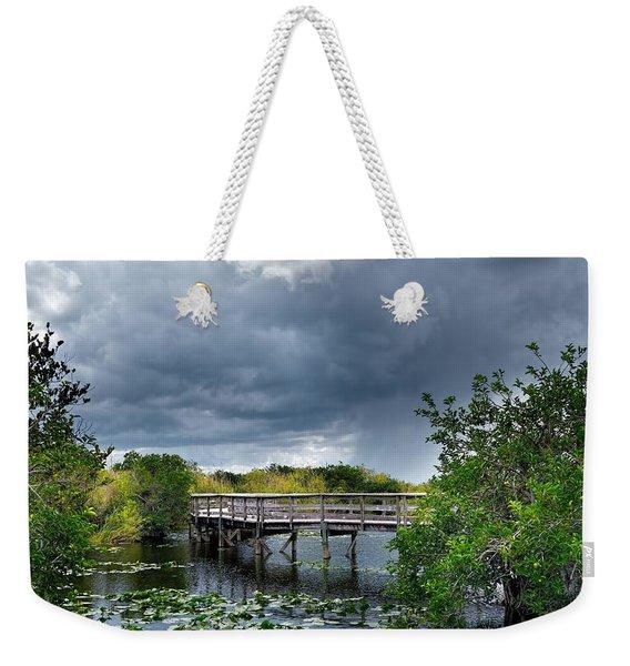 Everglades 0823 Weekender Tote Bag