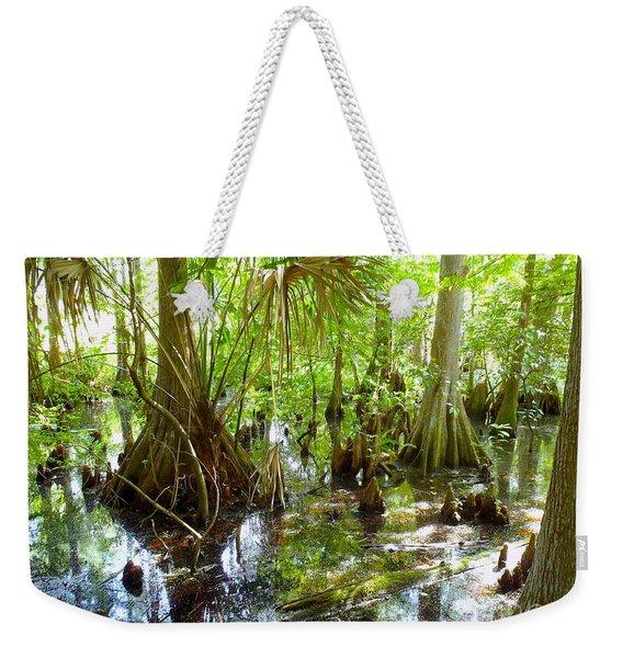 Everglades Weekender Tote Bag
