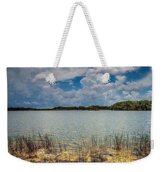 Everglades Lake 6930 Weekender Tote Bag