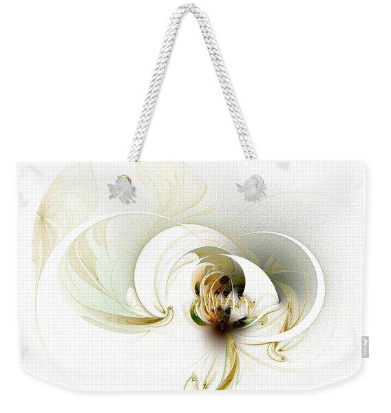 Evolving Weekender Tote Bag