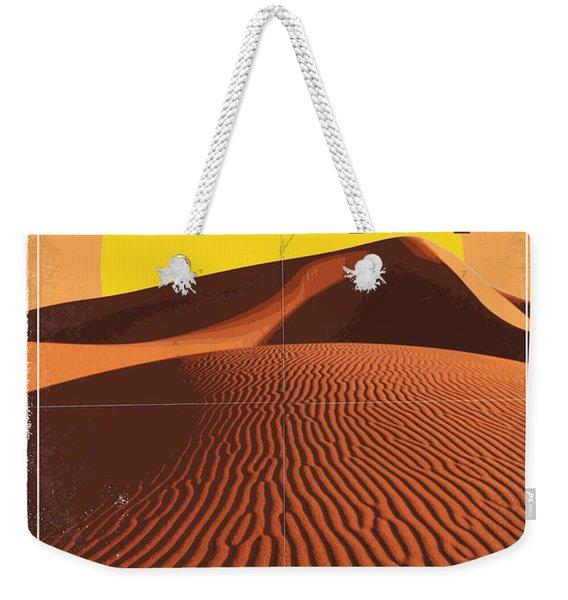 Exoplanet 05 Travel Poster Corot 4 Weekender Tote Bag