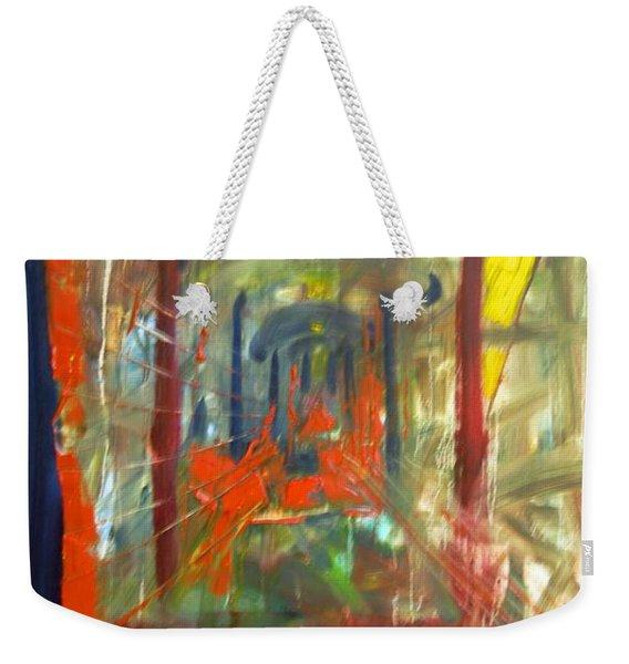Express Graffiti Weekender Tote Bag