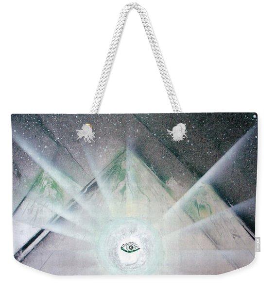 Eye Am I  Weekender Tote Bag