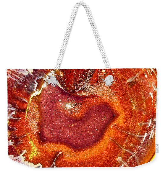 Eye Of The Universe Sunset Weekender Tote Bag
