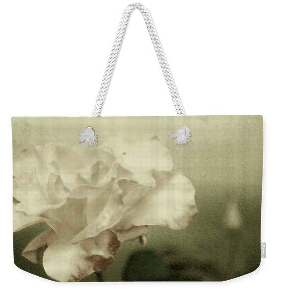 Faded Rose Weekender Tote Bag