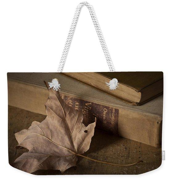 Fading Weekender Tote Bag