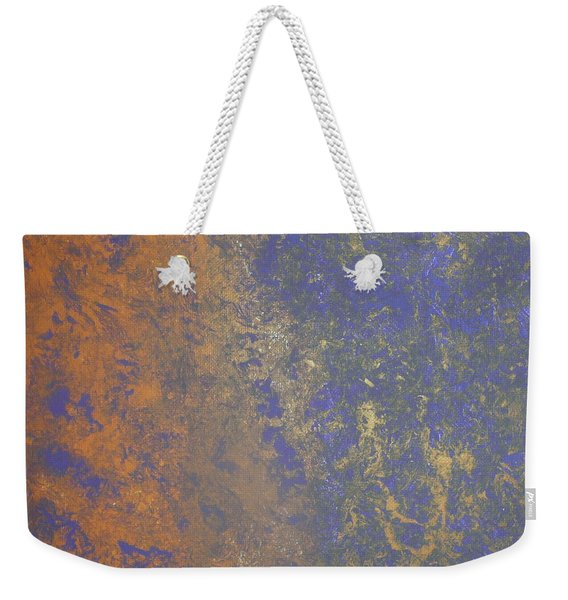 Fading Into One Another Weekender Tote Bag