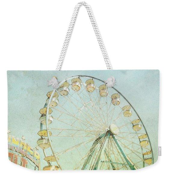 Fair Fantasy Weekender Tote Bag