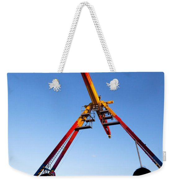 Fairground Ride , Tramore, County Weekender Tote Bag