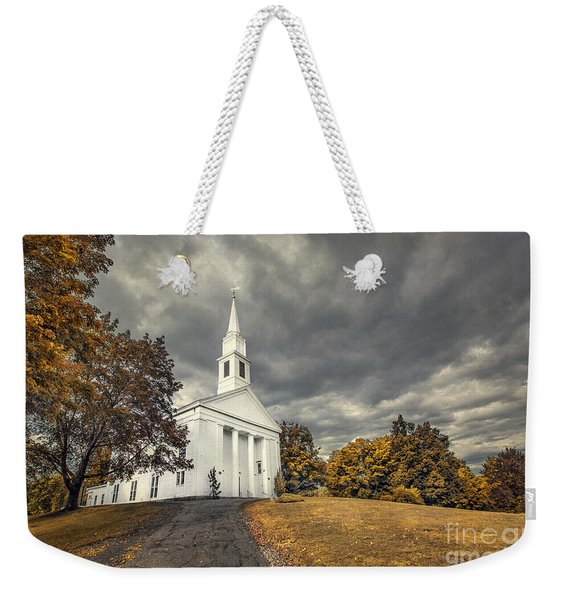 Faith Embrace Weekender Tote Bag