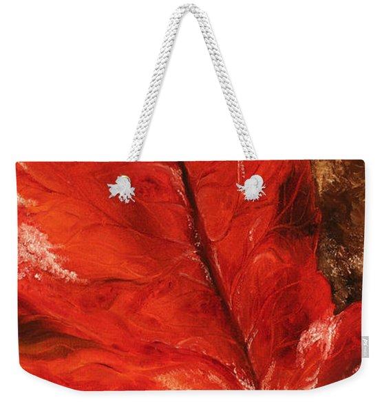 Fall Calmness Weekender Tote Bag